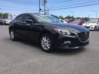 Mazda Mazda3 GS-SKY, BLUETOOTH, CAMERA, A/C, MAGS, RÉGULATEUR 2014