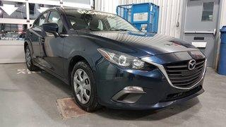 Mazda Mazda3 GX-SKY, A/C,DEMARREUR,BLUETOOTH, GROUPE ELECTRIQUE 2014