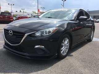 Mazda Mazda3 GS,KIT DE JUPE AREO,  MAGS, RÉGULATEUR DE VITESSE 2015
