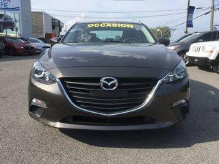 Mazda Mazda3 GX, BLUETOOTH, A/C, GROUPE ELECTRIQUE 2015