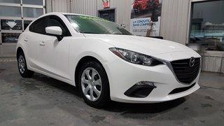 Mazda Mazda3 GX, A/C, BLUETOOTH, CAMERA, REGULATEUR DE VITESSE 2016
