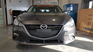 2016 Mazda Mazda3 GS, SIEGES CHAUFFANTS, BLUETOOTH, CAMERA, MAGS,A/C