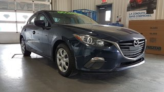 Mazda Mazda3 GX, DEMARREUR, CAMERA, REGULATEUR, A/C 2016