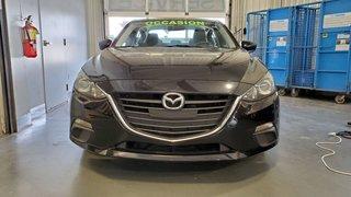 2016  Mazda3 GX, A/C, CAMERA, BLUETOOTH, REGULATEUR, GR ELECTRI