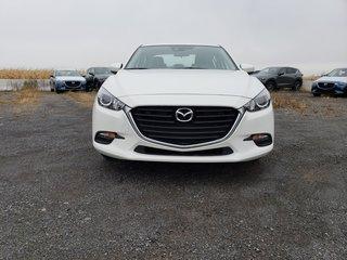 Mazda Mazda3 GX//MANUEL//CAMÉRA DE RECUL//ALERTE DE TRAFFIC 2018