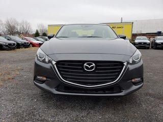 Mazda Mazda3 MANUEL//DÉTECTION D'ANGLE MORT//ÉCRAN TACTILE 2018