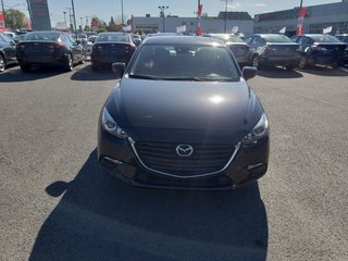 2018 Mazda Mazda3 ÉCRAN TACTILE
