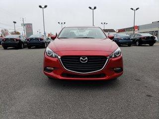 Mazda Mazda3 GX||AUTOMATIQUE||ALERTE DE TRAFIQUE||ÉCRAN TACILE 2018