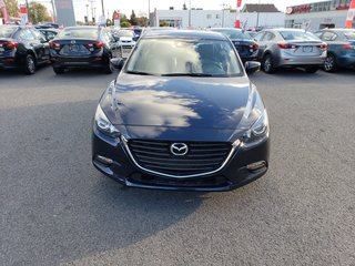2018 Mazda Mazda3 GS||AUTOMATIQUE||DÉTECTION D'ANGLE MORT||