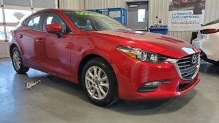Mazda Mazda3 GS, NAVIGATION, BLUETOOTH CAMERA SIEGES CHAUFFANTS 2018