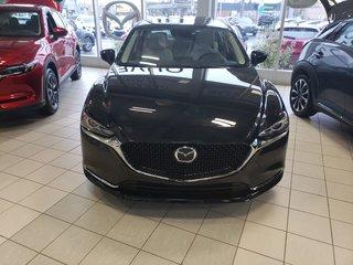 2018 Mazda Mazda6 SPÉCIAL DÉMO /GT/CUIR/BOSE/TECHNOLOGIE