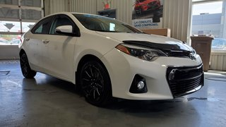 Toyota Corolla S, DEMARREUR, SIEGES CHAUFFANTS, CAMERA, MAGS, A/C 2014