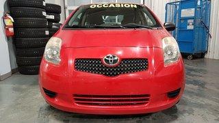 2007 Toyota Yaris ECONOMIQUE, MIRROIRS ELECTRIQUES,ESSUI-GLACE INTER