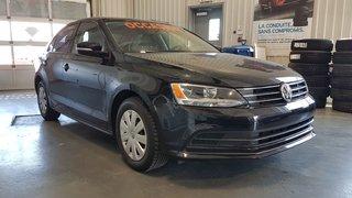 Volkswagen Jetta Sedan SIEGES CHAUFFANTS, CAMERA, BLUETOOTH, REGULATEUR 2015