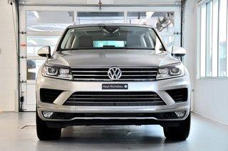 Volkswagen Touareg Highline + NAV 2016
