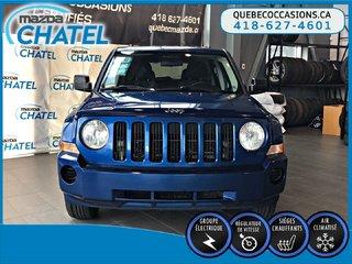 Jeep Patriot NORTH - 4X4 - BAS KILOS - AUTO 2010