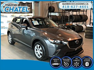 Mazda CX-3 GX AWD - CRUISE - BLUETOOTH - A/C 2016