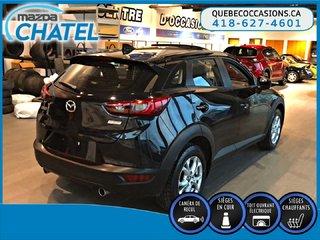 Mazda CX-3 GS-L - CUIR - TOIT OUVRANT - SIEGES CHAUFFANTS 2016