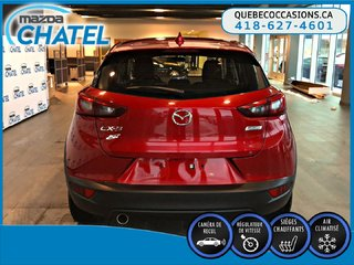 Mazda CX-3 GS - CAMÉRA - BLUETOOTH - SIEGES CHAUFFANTS 2016