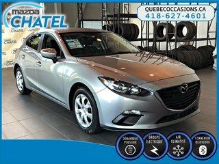 Mazda Mazda3 Sport GX - AUTO - A/C - BLUETOOTH 2015
