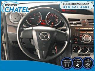 Mazda Mazda3 GX - A/C - DÉMARREUR A DISTANCE - BAS KILO 2010