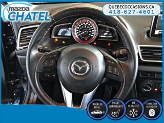 Mazda Mazda3 GS - CAMÉRA - SIEGES CHAUFFANTS - 2016