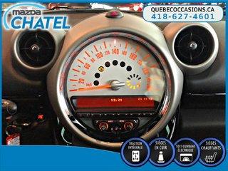 MINI Cooper Countryman S - AWD - CUIR - TOIT PANORAMIQUE 2012