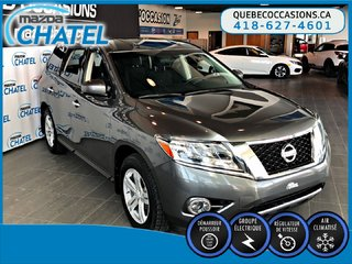 Nissan Pathfinder S AWD - CRUISE - HITCH - 7 PASSAGERS 2015