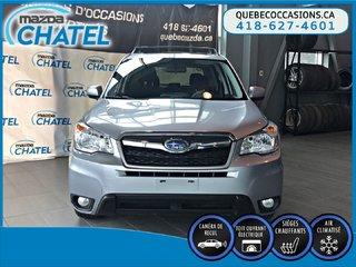 Subaru Forester 2.5i LTD PKG - TRES BAS KILO - CAMÉRA - CRUISE 2014