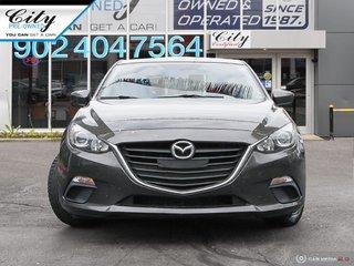 2014  Mazda3 GX-SKY
