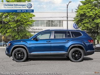 2019 Volkswagen Atlas Highline 3.6L 8sp at w/Tip 4MOTION