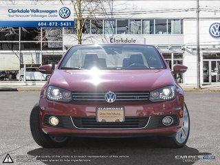 2014 Volkswagen Eos Comfortline