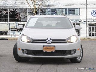 2012 Volkswagen Golf wagon Comfortline