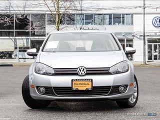 2013 Volkswagen Golf Highline