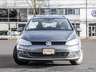 2015 Volkswagen Golf Sportwagon 2.0 TDI Comfortline 6sp