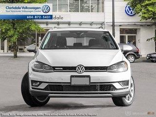 2019 Volkswagen Golf Alltrack 1.8T Execline 6sp 4MOTION