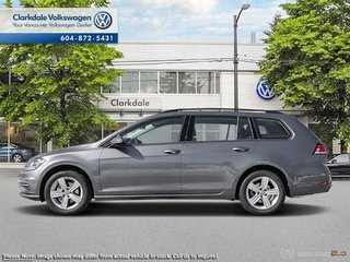 2019 Volkswagen Golf Sportwagen 1.8T Cmfrtline DSG 6sp at w/Tip 4MOTION