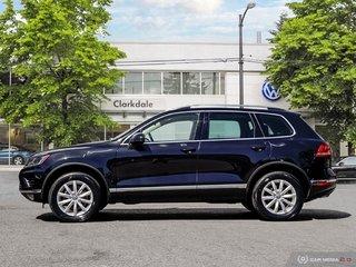 2015 Volkswagen Touareg Sportline 3.6L 8sp at Tip 4M