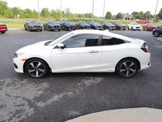 Honda Civic Coupe Touring CVT 2017