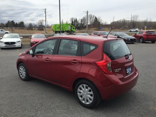 2014 Nissan Versa Note Hatchback 1.6 S CVT