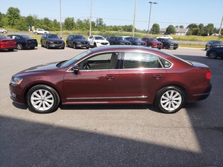 Volkswagen Passat Highline 2.5 6sp at w/ Tip 2013