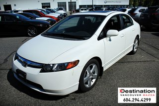 2008 Honda Civic Sdn LX - Great Price, Great Mileage for its year!