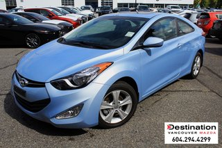 2013 Hyundai Elantra Coupe GLS - Great Mileage for its year! WeatherTech mats