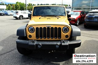 2014 Jeep Wrangler Sport -Trail Rated in Sand-Dune Brown! ideal 4x4!