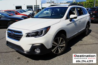2018 Subaru Outback Limited - Fully loaded with nav, leather,!