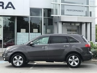 2011 Acura MDX 6sp at in Markham, Ontario - 2 - w320h240px