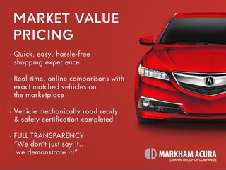 2016 Acura MDX Navi in Markham, Ontario - 2 - w320h240px