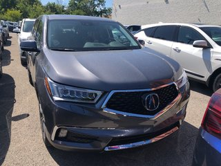 2020 Acura MDX Tech Plus in Markham, Ontario - 2 - w320h240px