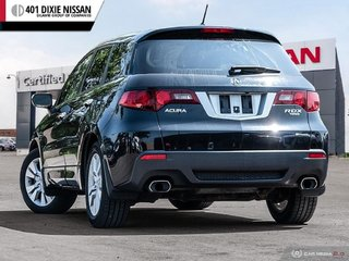 2010 Acura RDX 5 sp at in Mississauga, Ontario - 4 - w320h240px