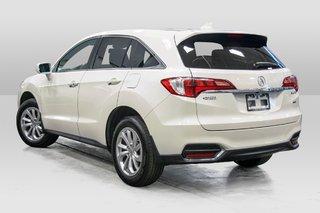 Acura RDX Tech Pack  Navigation Cuir Sieges Chauffants 2016